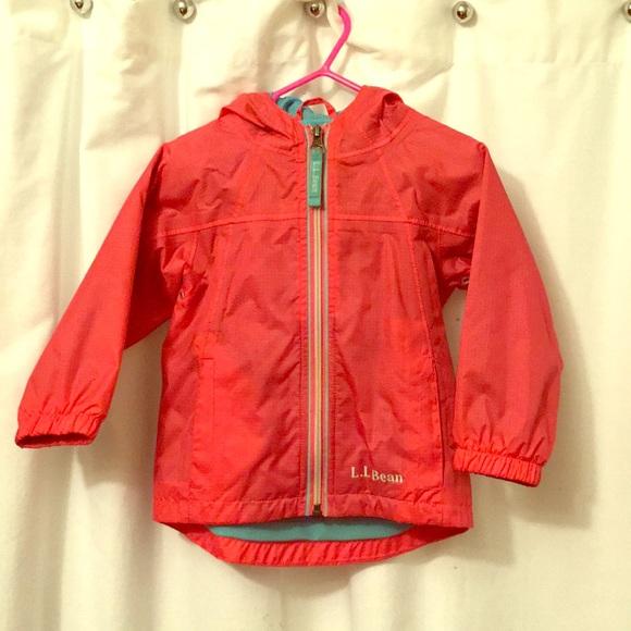 f0027375a L.L. Bean Jackets & Coats | Ll Bean Kids Discovery Rain Jacket ...
